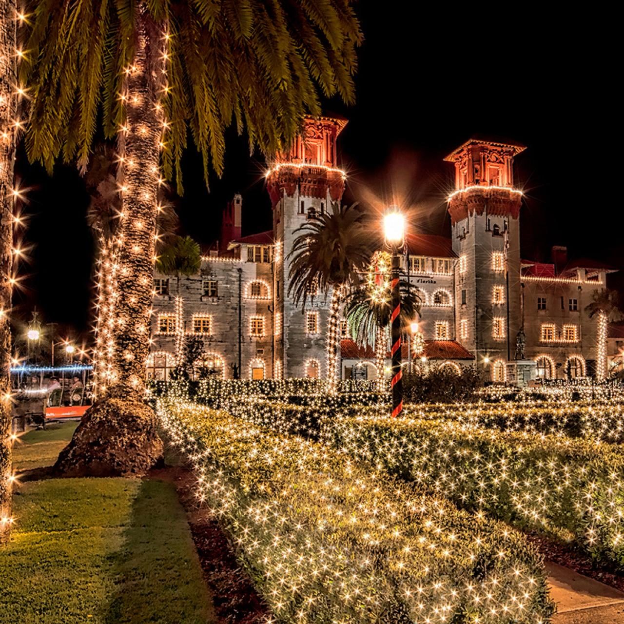 St Augustine Halloween 2020 Nights of Lights 2020 2021 | St. Augustine & Ponte Vedra, FL